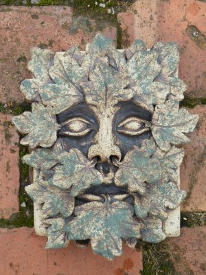 Green Man small